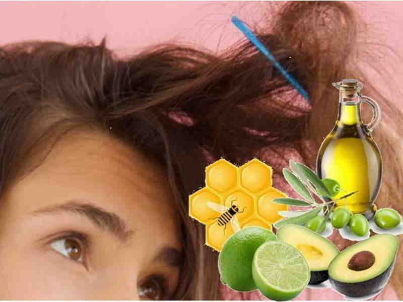 How To Get Rid Of Dry Hair Naturally