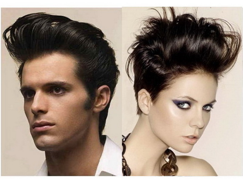 Cure For Baldnesss Quiff Hairstyle
