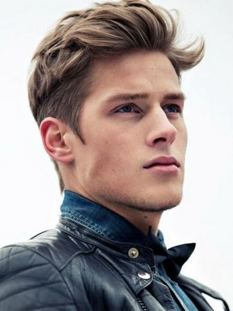 Men Hairstyles For Diamond Shaped Faces