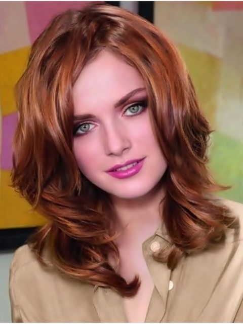 Women Hairstyles For Oval Faces